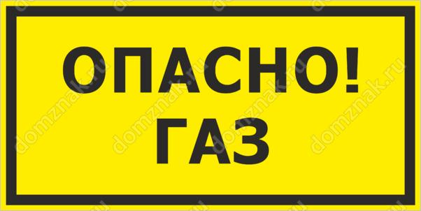 Предупреждающие знаки для газа тверь центр повышения квалификации ярославль
